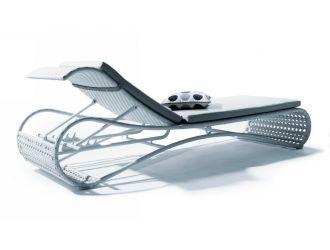 HT15 Modern Patio Sun Bathing Chaise