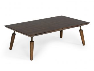 Modrest Sebring - Mid-Century Modern Acacia Coffee Table