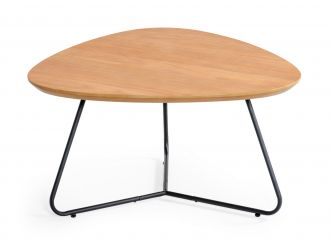 Modrest Eudora - Industrial Oak Coffee Table