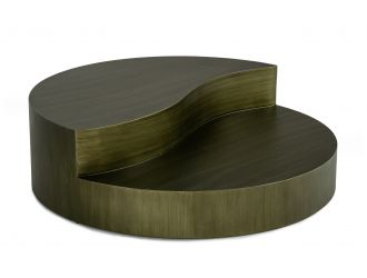 Modrest Avocet - Modern Grey Coffee Table