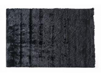 Twinkle CHX008 Black Small Area Rug