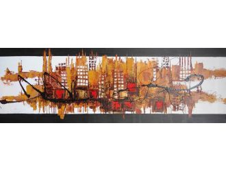 """40"""" x 80"""" Oil Painting Model No. 7140"""