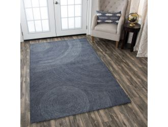 Kaaleen Brindleton Gray 8' x 10' Rug
