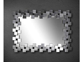 Modrest Pixel Rectangle Wall Mirror