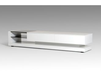 Modrest Mali Modern White TV Stand