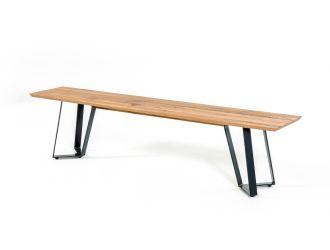 Nova Domus Pisa Modern Drift Oak Dining Bench