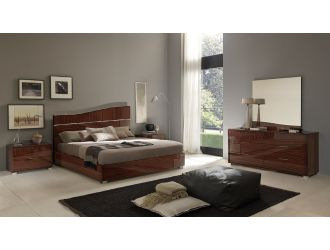 Sogno Modern Luxurious Bed Made In Italy
