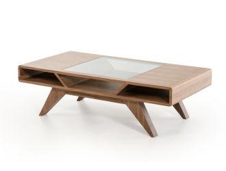 Nova Domus Soria Mid-Century Walnut Coffee Table