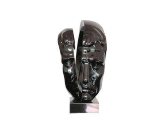 Modrest Statue Modern Black Sculpture