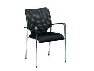 Modrest Hannah Modern Black Office Chair