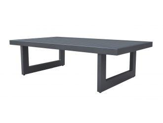 Renava Wake - Modern Charcoal Outdoor Coffee Table