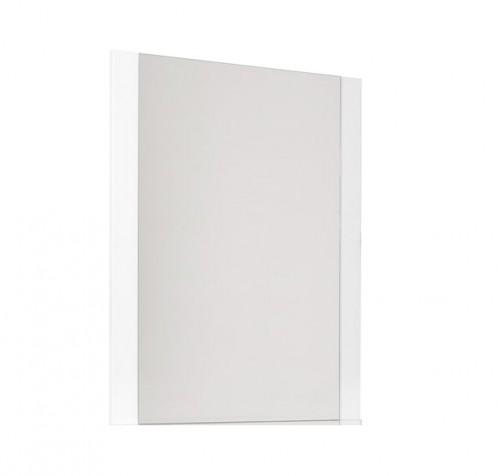 Nova Domus Angela - Italian Modern White Mirror