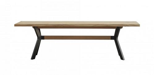 Modrest Nevada - Modern Drift Oak Bench