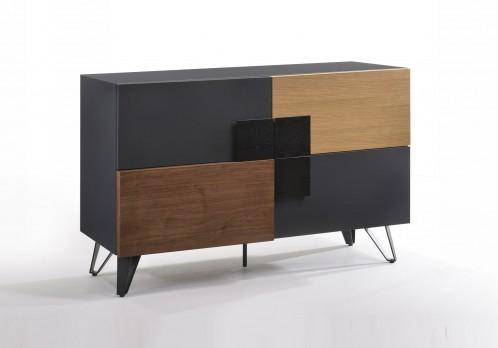 Modrest Lillian - Modern Multi Colored Side Board