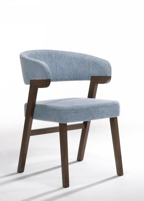 Modrest Jody - Modern Blue Dining Chair (Set of 2)