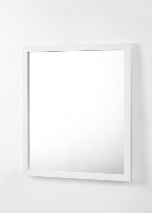 Modrest Bryan - Modern White Mirror