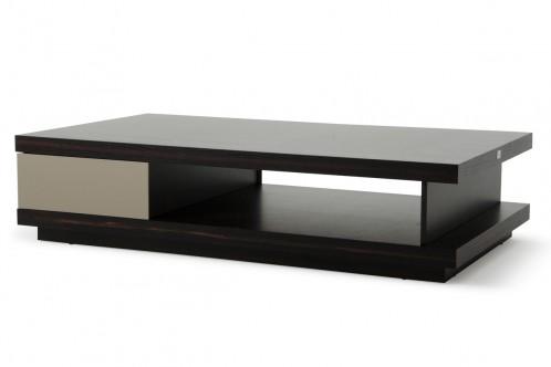 A&X Caligari Modern Oak & Grey Gloss Coffee Table