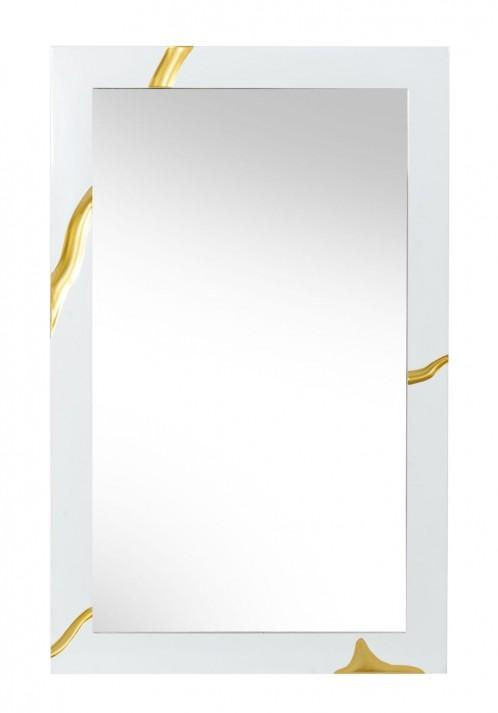 Modrest Aspen Modern White Mirror
