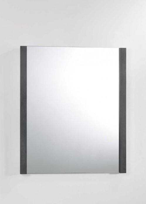 Nova Domus Jagger Modern Grey Mirror