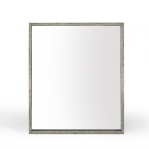 Nova Domus Conner Modern Concrete Mirror