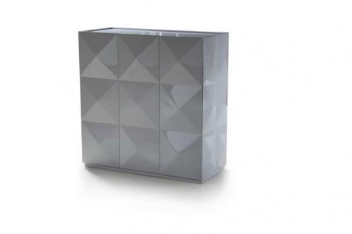 Eva (LS509B) White Cabinet