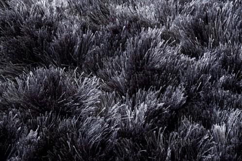 Linie Design Maltino Dark Grey Shag Rug