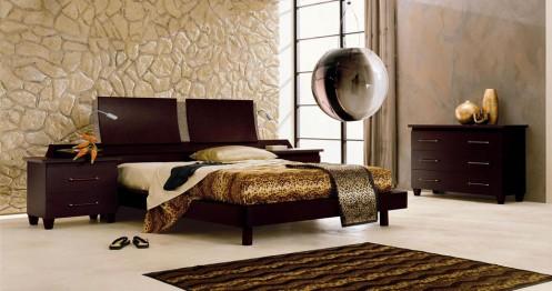 Miss Italia 04 - Modern Platform Bedroom set
