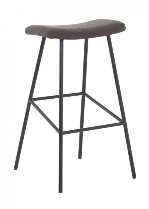 Modrest Nance - Modern Brown Bar Stool