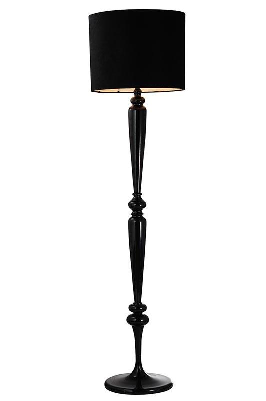 home l2004 modern black floor lamp. Black Bedroom Furniture Sets. Home Design Ideas