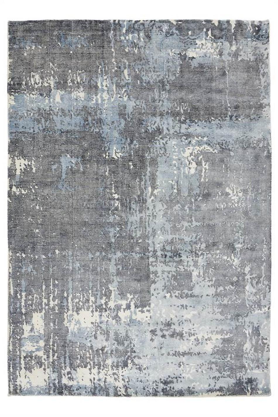 Linie Design - Fuller Ocean Modern Grey Rug