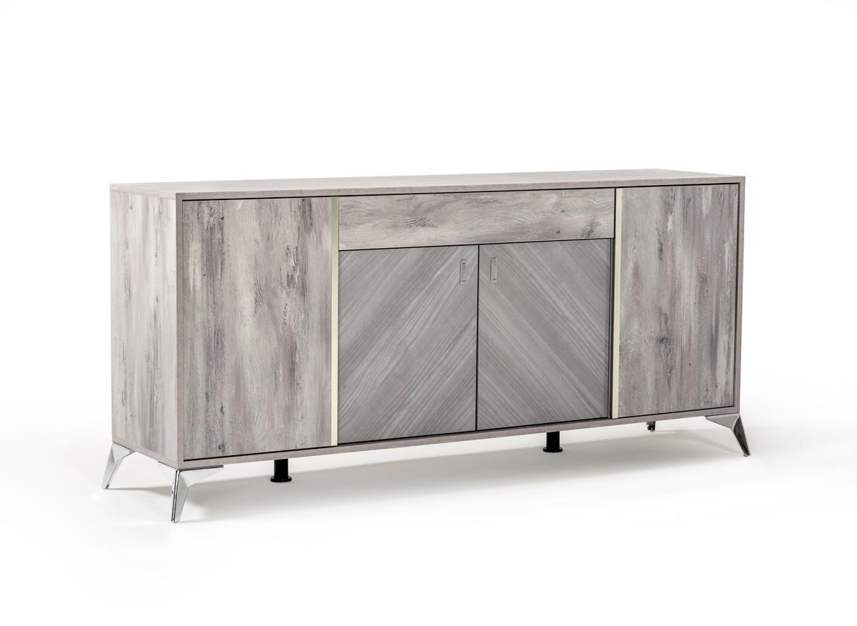 Schön Sideboard Modern Ideen Von Nova Alexa Italian Grey Buffet