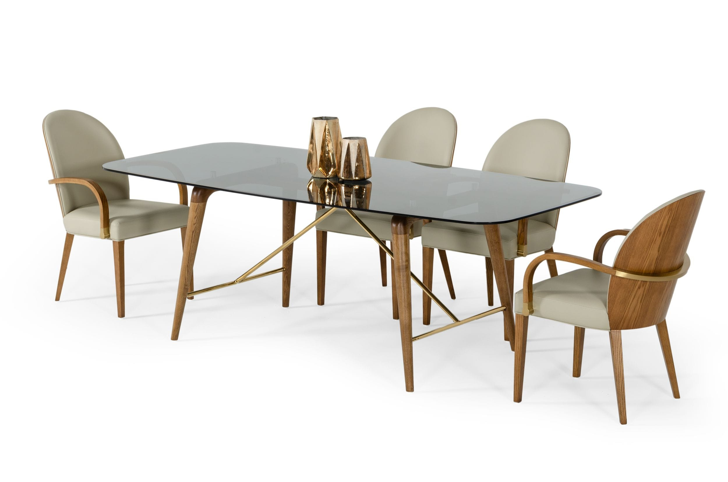 Glass Best Modern Dining Tables In Modern Miami Furniture Store
