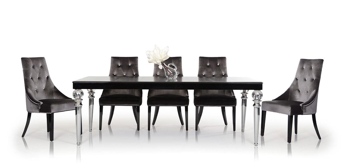 Armani Xavira Dining Room Furniture : vgunrc838 221 blk 31 from www.modernmiami.com size 1200 x 585 jpeg 85kB